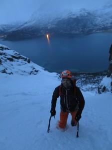 klatrekurs Tromsø